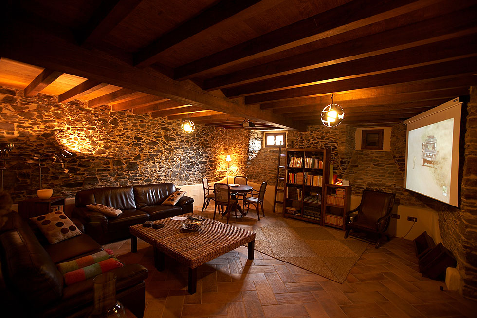 Los salones de areal biblioteca turismo rural en - Salones de lujo ...