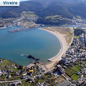 Viveiro y los alrededores de areal turismo rural en for Viveros en lugo